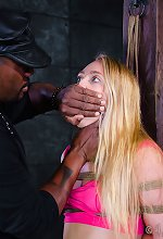AJ Applegate wanted tie the girl up and torment her